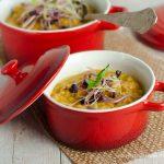 Dahl, zuppa indiana di lenticchie rosse