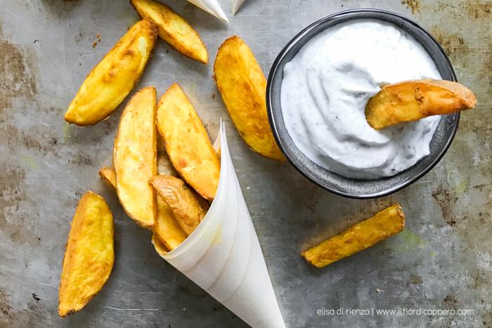 patate alla curcuma