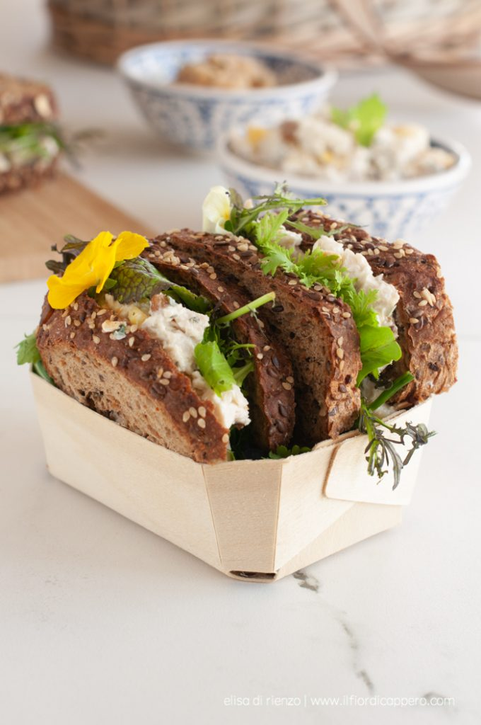 coronation chicken salade