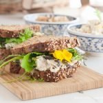 Coronation chicken salad (versione mediterranea)