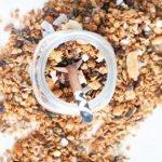La granola croccante fatta in casa