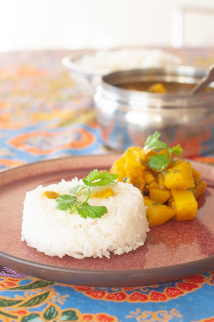 riso e curry
