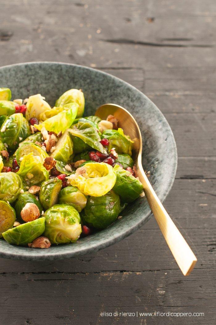 insalata cavoletti Bruxelles
