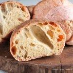 Pane ciabatta, il pane del Polesine (anche alla barbabietola)