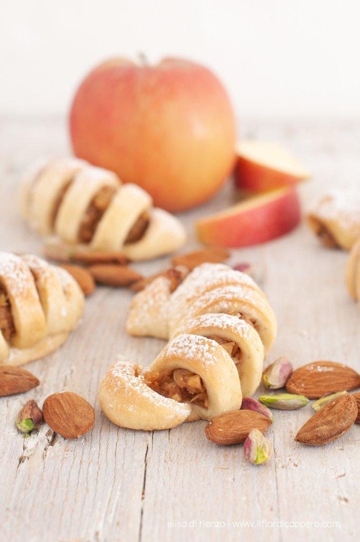 Fagottini di mele turchi