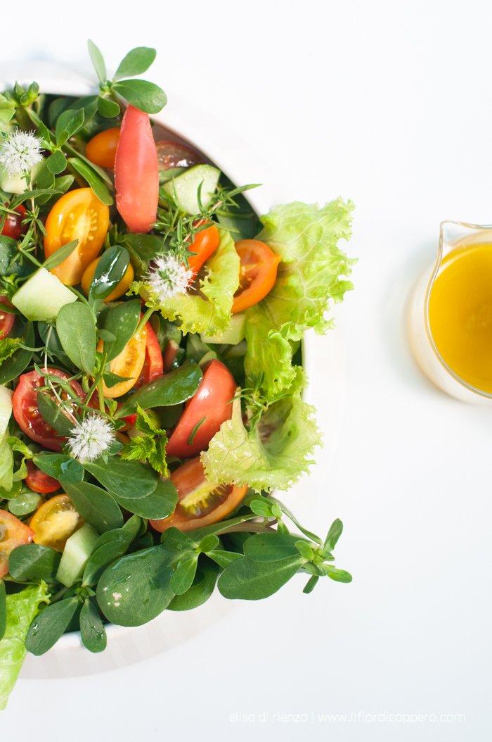 insalata di portulaca